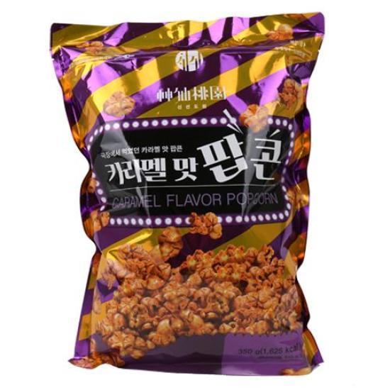 [메가마트] 신선도원 카라멜맛 팝콘 350g