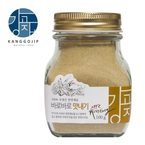 강고집 100%국내산 천연조미료/혼합 맛내기가루 100g