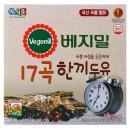 [메가마트] 정식품)베지밀 17곡 한끼두유190ml*16