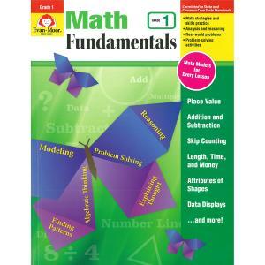 [제이와이북스] 에반무어 Math Fundamentals 1 (Paperback)