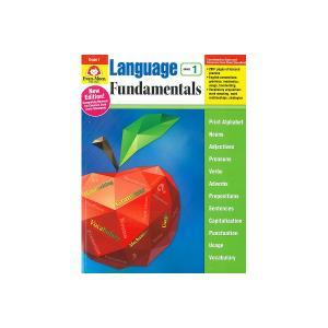 [제이와이북스] 에반무어 Language Fundamentals Grade 1 (Paperback)