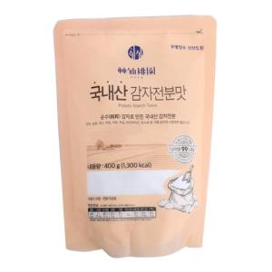 [메가마트] 신선도원 국내산 감자전분맛 400 g400 g