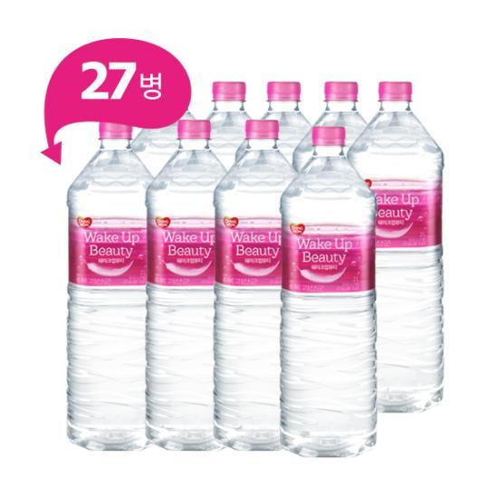[동원] 동원샘물 웨이크업뷰티 2.0L * 27병