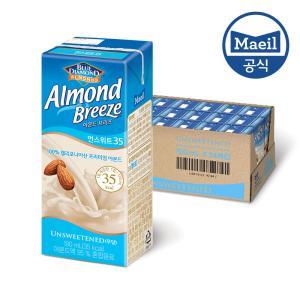 아몬드 브리즈 언스위트 190ml*24팩/두유/우유
