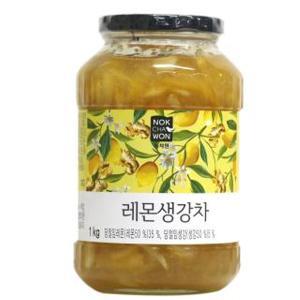 [녹차원]레몬생강차 1KG