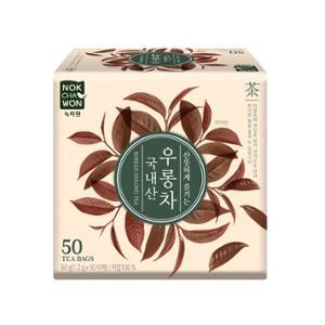 [녹차원]국내산 우롱차 50티백