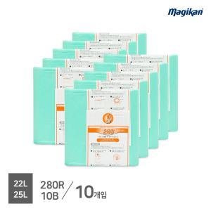[매직캔] 생분해리필 22/25L 5개입 280R10B