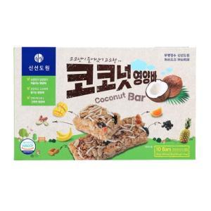 [메가마트] 신선도원 코코넛영양바30g * 10
