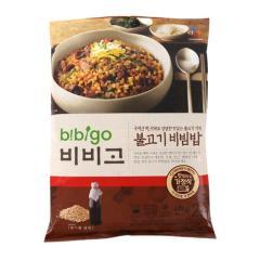 [메가마트] 비비고 불고기 비빔밥 403g