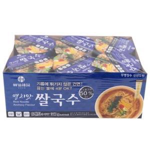 [메가마트] 신선도원 멸치맛 쌀국수 58g*6개