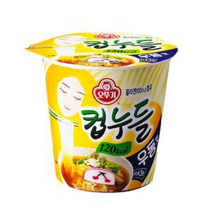 오뚜기 컵누들 우동맛(120kcal) 38.1g X 15개