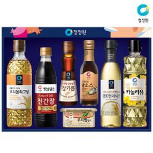 2017년 추석 선물세트 청정원 행복5호