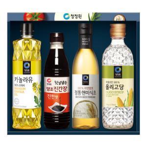 2017년 청정원 행복1호 추석선물세트/명절세트