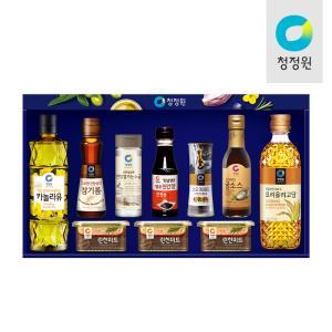 2017년 청정원 행복3호 추석선물세트/명절세트