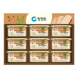 2018년 설선물세트 우리팜5호x4/명절세트/햄세트