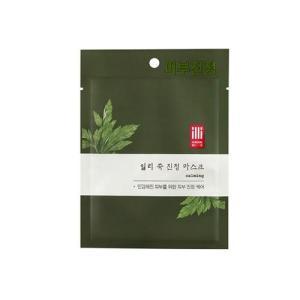 [메가마트] 일리 쑥진정마스크 1p