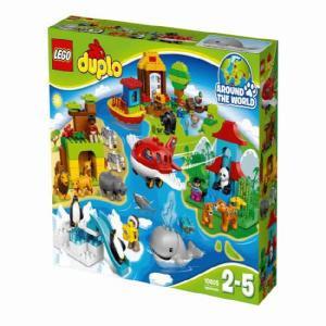 레고 10805 듀플로 세계의 동물탐험/듀플로