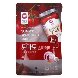 [메가마트] 싱글파우치 토마토소스170g