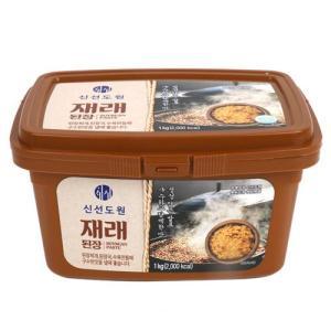 [메가마트] 신선도원 재래된장1kg