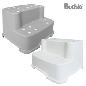 [버드시아] 1+1 논슬립 와이드 2단 디딤대