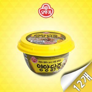 [오뚜기]영양닭죽(상온) 285g x 12개