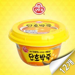 [오뚜기]오뚜기 단호박죽 (285gx12입)