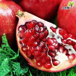 [그린팜] 캘리포니아 상큼 달콤한 석류 5입 / 총 1.8KG 개당 330g내외