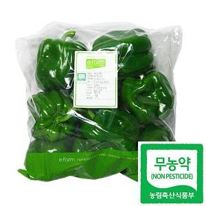 [이팜] 무농약 피망 (1kg)