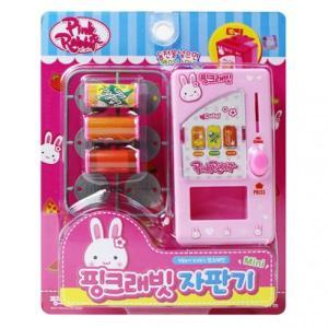 (세주)핑크래빗자판기