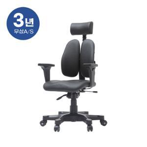 [듀오백]DK-2500G/인조가죽 의자*