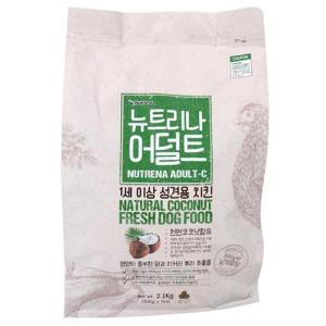 [메가마트] 뉴트리나치킨2.1kg2.1kg