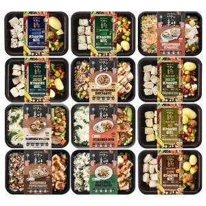 [에스앤씨] 건강한 혼닭 닭가슴살 큐브 샐러드