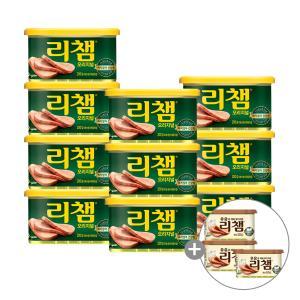 [동원]리챔 200g*10+비프앤치즈 50g*2봉 증정
