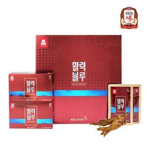 정관장 6년근 활력블루 60포 쇼핑백 포함