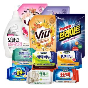 [무궁화] 세탁비누/섬유유연제 무료배송 특가전