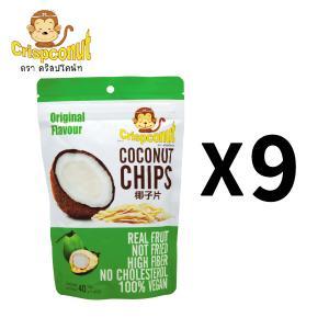 [킨디] 코코넛칩 40g x 9개