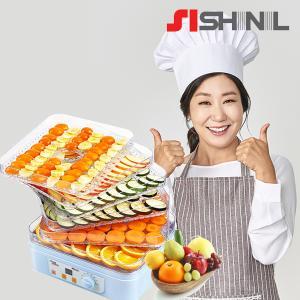 신일 6단 식품건조기 과일 채소 육포 건조기 SFD-AJ3100