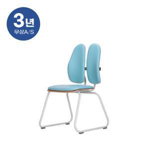 [듀오백]DK-043W/화이트프레임 의자