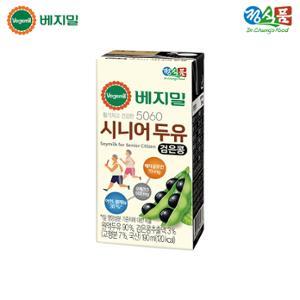 [정식품] 베지밀 5060시니어두유 190mlx64팩