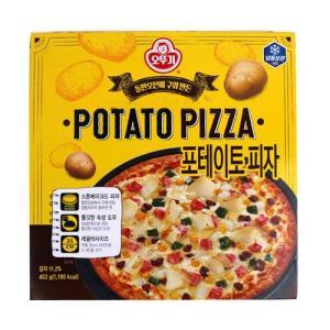 [메가마트] 프리미엄 포테이토 피자453g