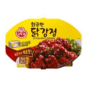 오뚜기 화끈한 닭강정(렌지) 180g X 6개