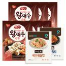 [동원] 개성왕새우만두 315gx6봉+청정원 팔선생볶음밥2봉(해물+새우)