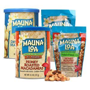 마우나로아 마카다미아 4종 특가