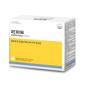 [에프앤디넷] 락피도엘 프리미엄 유산균 60포