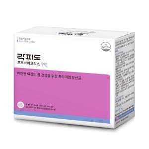 [에프앤디넷] 이지바울 프리미엄 유산균 60포
