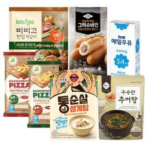 [CJ/매일/신세계 외] 봄나들이 간편식품 가공식품 BEST 모음전!