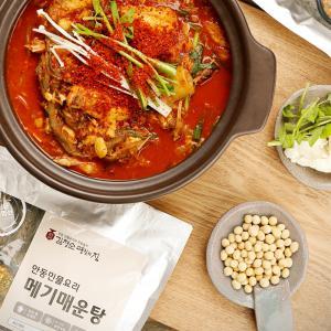 김정순 명인의 메기 매운탕 (1.5kg/3인) 한식대첩 우승자