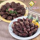 [백암전통순대]고기순대1kg + 야채순대 1kg