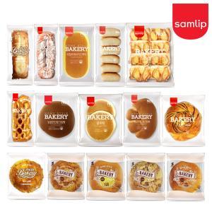 간식빵 12봉 (소보루/단팥/크림/도넛/호떡/패스츄리)