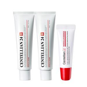 [동국제약] 센텔리안24 마데카크림 30ml 2개 + 립에센스 6g